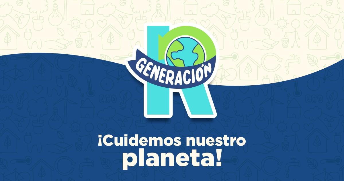 Bienvenido 'Generación R'